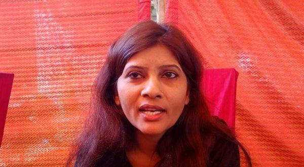পাকিস্তান সিনেটে প্রথম হিন্দু নারী