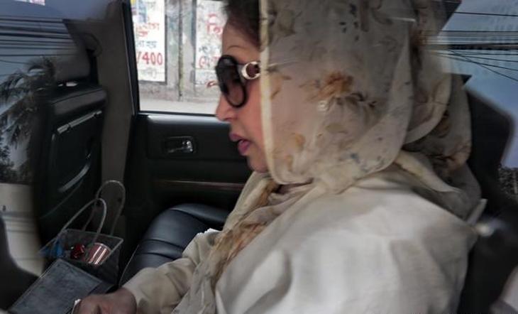 খালেদা জিয়ার জামিন ৫ সেপ্টেম্বর পর্যন্ত বাড়লো