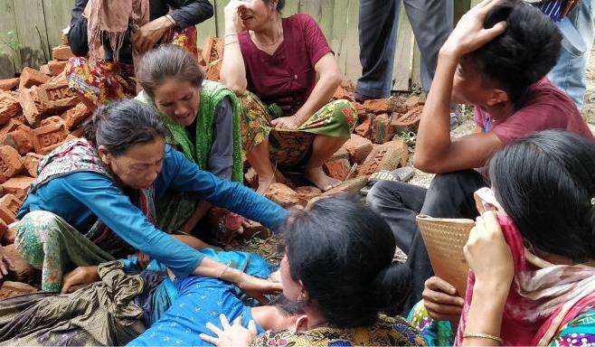 নাইক্ষ্যংছড়িতে ভোটকেন্দ্রে বিশৃঙ্খলা, বিজিবি'র গুলিতে নিহত ২